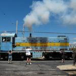 Photographer: Christopher Locke  Photo taken at the Illinois Railway Museum in Union, IL.