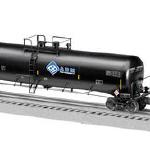 ADM SCALE 30K GALLON ETHANOL TANK CAR 3-PACK Modern 30,000 Gallon Tank Cars