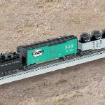 LIONEL NEW YORK CENTRAL FLYER (CONVENTIONAL 4-4-2 STEAM LOCO #8635) 6-30016